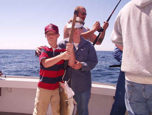 Some fishing trips for Coos bay fishing charters